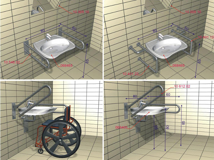 Montaż Umywalek Dla Osób Niepełnosprawnych Vademecum Dla Uczniów